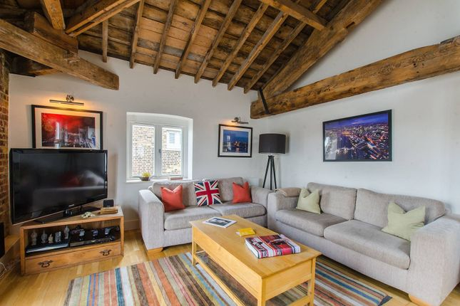 Thumbnail Flat for sale in Rotherhithe Street, Rotherhithe, London