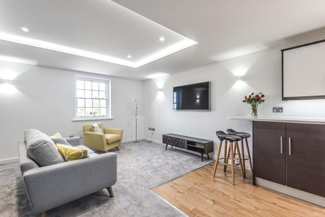 Thumbnail Flat for sale in Nightingale Road, Guildford