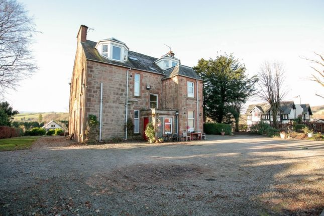 Thumbnail Detached house for sale in Old Carlisle Road, Moffat