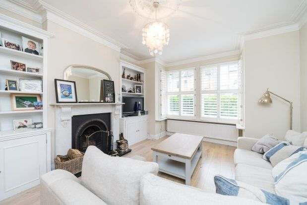 Thumbnail Property to rent in St Albans Avenue, Chiswick