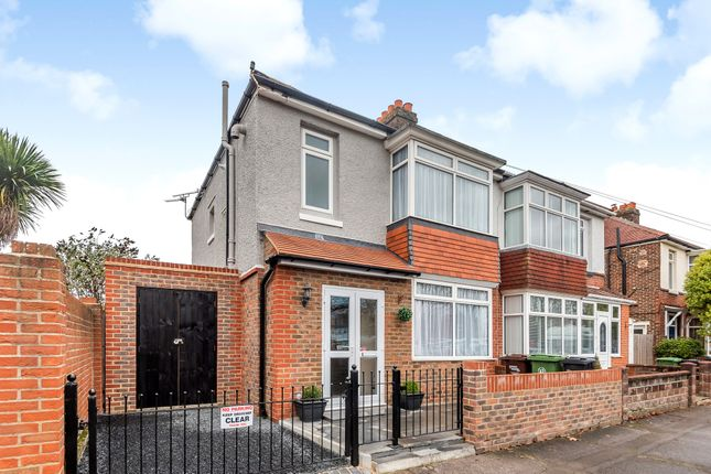 3 bed semi-detached house for sale in Fawley Road, Hilsea, Portsmouth PO2