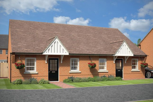 Thumbnail Semi-detached bungalow for sale in Laurels Road, Offenham, Evesham