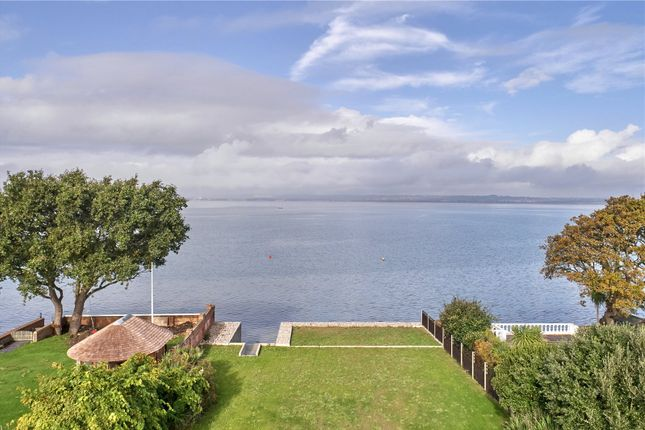 Thumbnail Detached house for sale in North Shore Road, Hayling Island, Hampshire