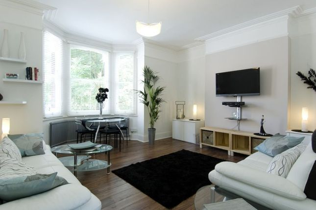 Thumbnail Flat to rent in Mazenod Avenue, London
