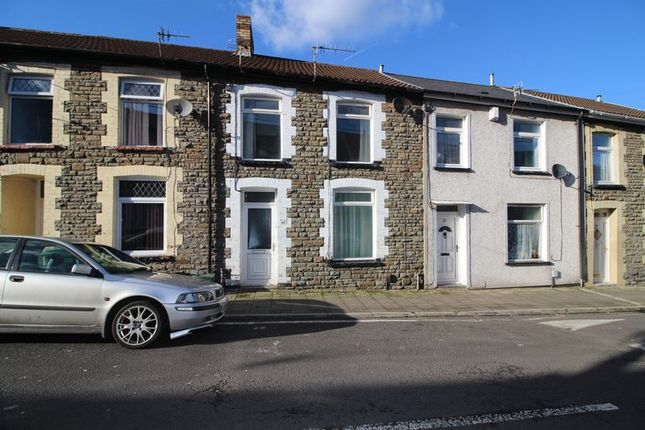 Thumbnail Terraced house for sale in Danygraig Street, Griag, Pontypridd