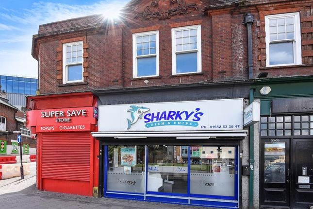 Thumbnail Restaurant/cafe to let in Manchester Street, Luton