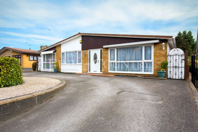 Thumbnail Detached bungalow for sale in Swan Lane, Runwell, Wickford