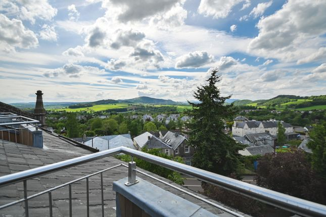 Thumbnail Flat for sale in St Ninians, Heathcote Road, Crieff