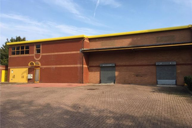 Thumbnail Light industrial to let in Unit A1, Spitfire Close, Ermine Business Park, Huntingdon, Cambridgeshire