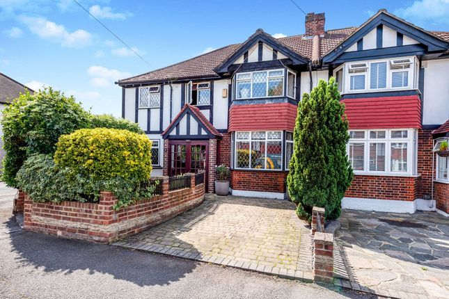 Thumbnail Semi-detached house for sale in River Gardens, Carshalton