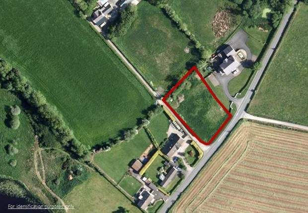 Thumbnail Land to let in Land Adjacent To 31 Lisbarnet Road, Lisbane, County Down