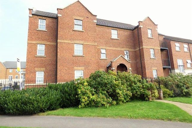 Thumbnail Flat for sale in Fulmen Close, Lincoln