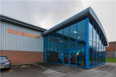 Thumbnail Office for sale in Renishaw Building 1, Brooms Road, Stone, Staffordshire