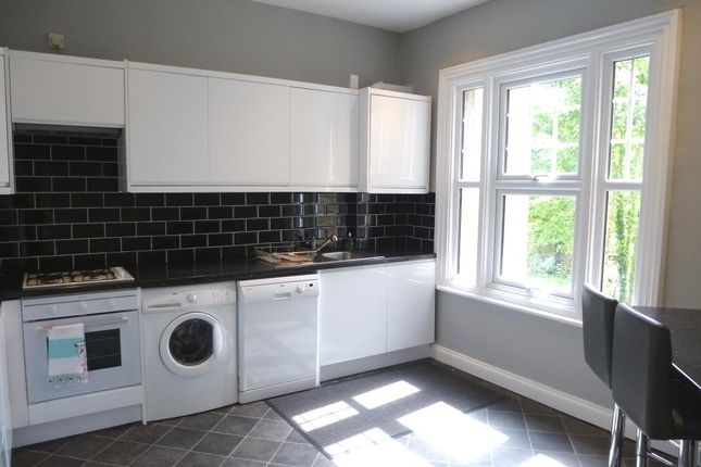 Thumbnail Flat to rent in Fairmile Avenue, London