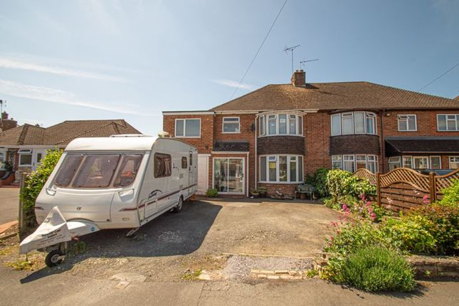Thumbnail Semi-detached house for sale in Highfield Road, Studley