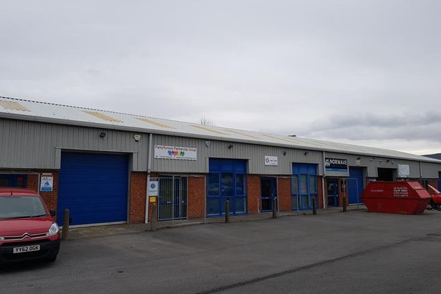 Thumbnail Light industrial to let in Unit 4 Llys Glas, Parc Amanwy, Ammanford, Ammanford, Carmarthenshire