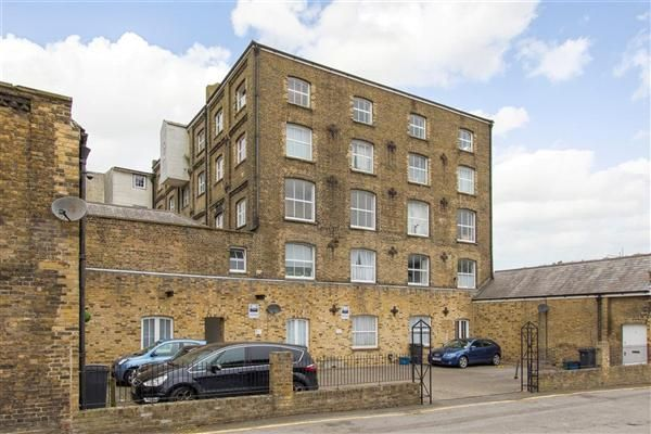 Thumbnail Flat for sale in The Old Flour Mill, London Road, Dover