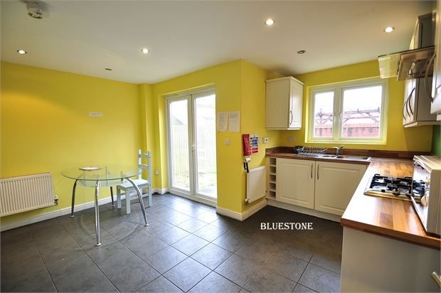 Thumbnail Town house to rent in Alicia Crescent, Alexandra Gate, Newport