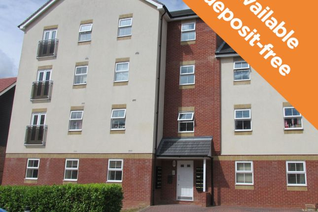 2 bed flat to rent in White's Way, Hedge End, Southampton SO30