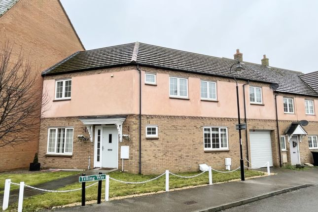 Thumbnail Terraced house for sale in Littleport, Ely, Cambridgeshire