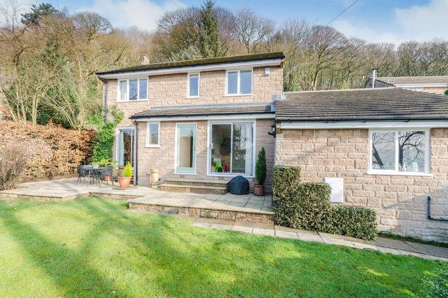 Thumbnail Detached house for sale in Quarry Bank, Smedley Street, Matlock
