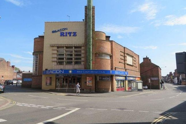 Thumbnail Commercial property for sale in South Street, Ilkeston