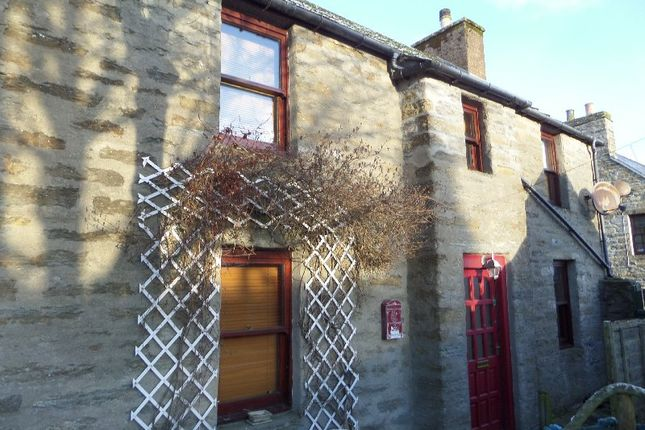 Thumbnail End terrace house for sale in Campbell Street, Thurso