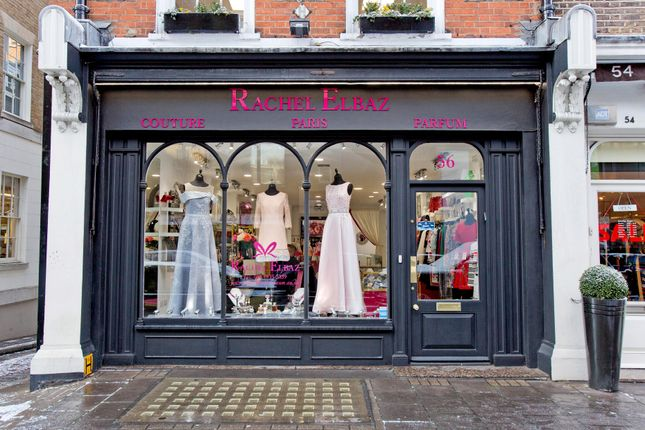 Thumbnail Retail premises for sale in George Street, London