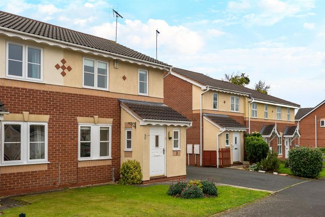 Thumbnail Semi-detached house to rent in Helston Close, Stafford