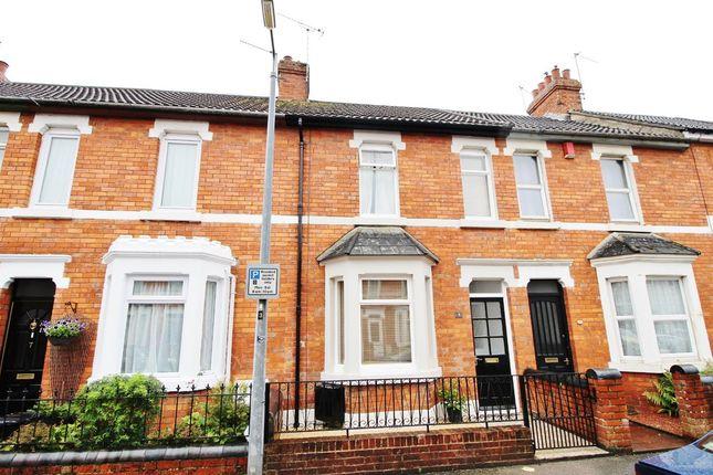 Thumbnail Terraced house to rent in Brunswick Street, Swindon