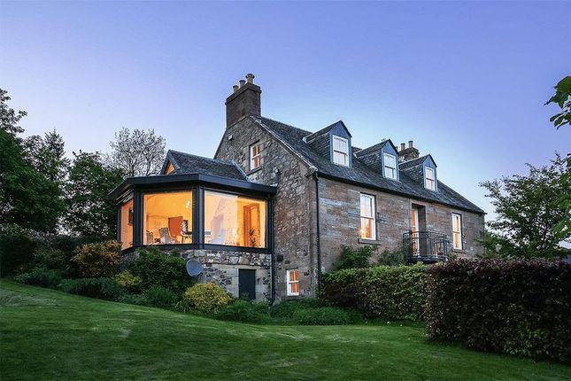 Thumbnail Detached house for sale in Parkley Craigs Farmhouse, Parkley Craigs, Linlithgow