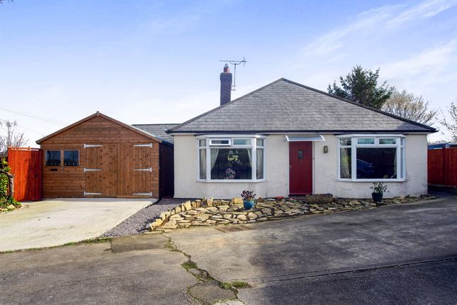 Thumbnail Detached bungalow for sale in Prowles Cross, Closworth, Yeovil