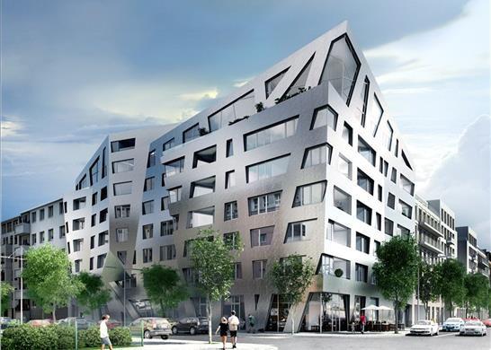 Thumbnail Apartment for sale in Schwartzkopffstraße 1, 10115 Berlin, Germany