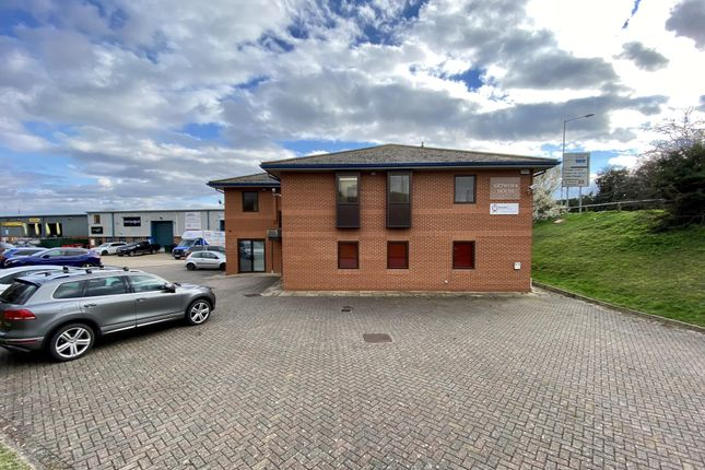 Thumbnail Office to let in First Floor, Network House, Station Yard, Thame