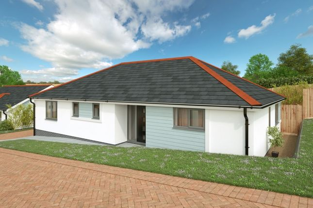 Thumbnail Bungalow for sale in Tremeadow Rise, Trewoon, St. Austell