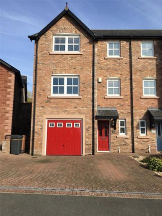 Thumbnail Semi-detached house for sale in Fairladies, St. Bees, Cumbria