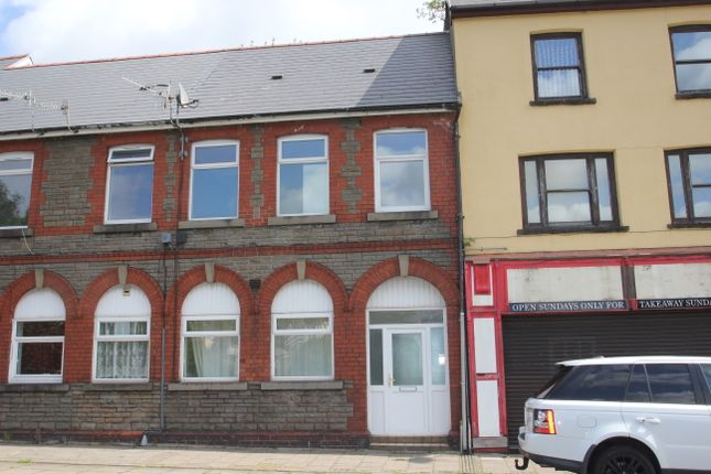 2 bed terraced house to rent in Ystrad Road, Pentre CF41