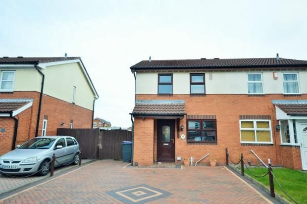 3 bed semi-detached house to rent in Hoskens Close, Dawley, Telford
