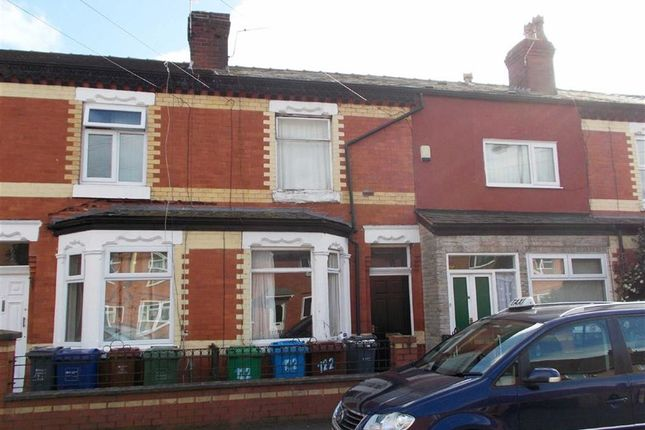 Thumbnail Terraced house to rent in Buckley Road, Gorton, Manchester