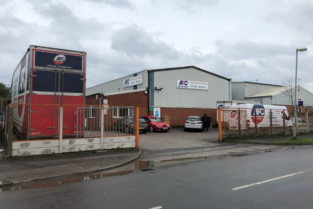 Thumbnail Light industrial for sale in Unit 69, Parkhouse Road East, Parkhouse Industrial Estate East, Newcastle-Under-Lyme