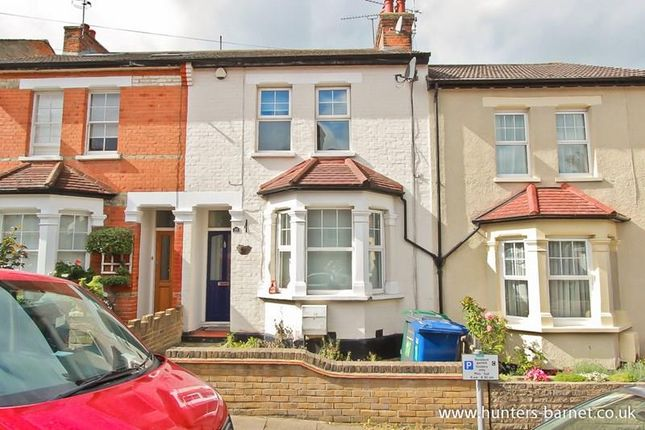 Thumbnail Terraced house to rent in Hadley Parade, High Street, Barnet