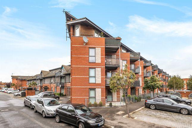Thumbnail Flat for sale in Lewin Terrace, Bedfont, Feltham