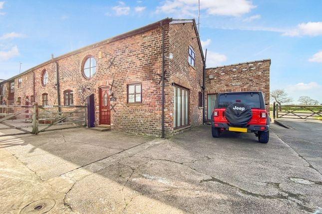 Thumbnail Barn conversion for sale in Faulkners Lane, Mobberley, Knutsford