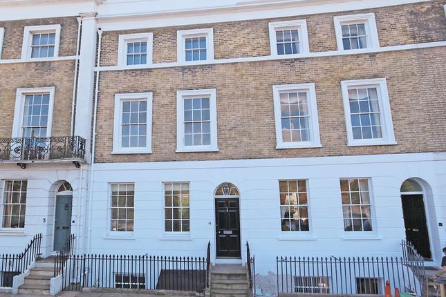 Thumbnail Terraced house to rent in Priory Crescent, Lewes
