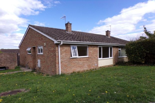 Thumbnail Bungalow to rent in Winyards View, Crewkerne