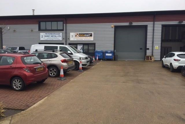Thumbnail Light industrial to let in Challenger Way, Peterborough, Cambridgeshire