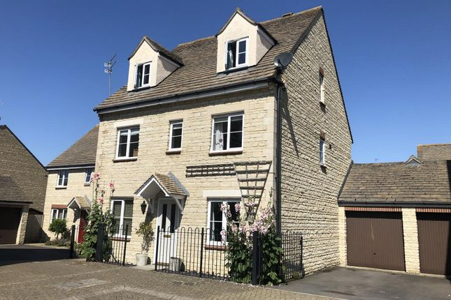 Thumbnail Detached house for sale in Witney, Oxfordshire