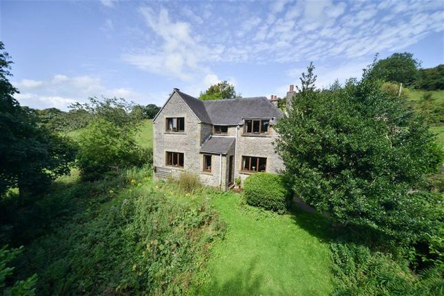 Thumbnail Detached house for sale in Redway Lane, Waterfall, Staffordshire