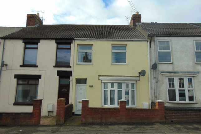 Thumbnail Terraced house for sale in Station Road West, Trimdon Colliery, Trimdon Station