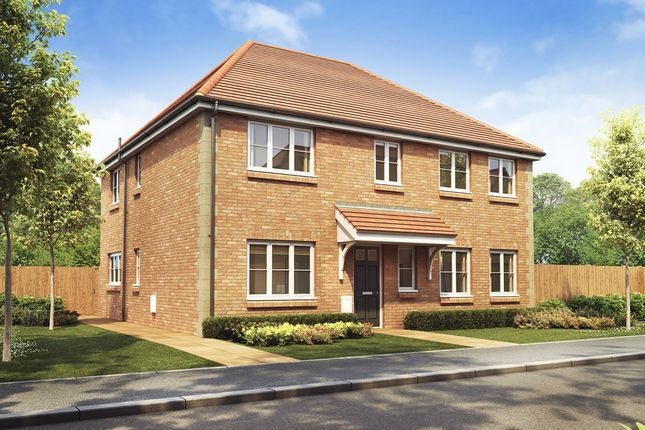 "Thumbnail Detached house for sale in ""The Holborn "" at Appleford Road, Sutton Courtenay, Abingdon"